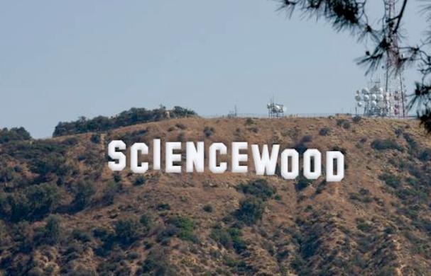 sciencewood sign