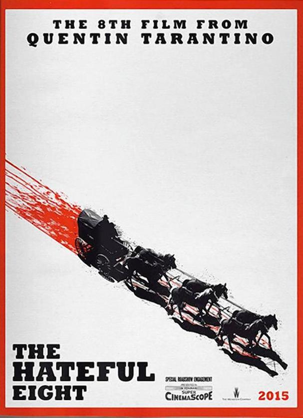 Hateful Eight poster 607