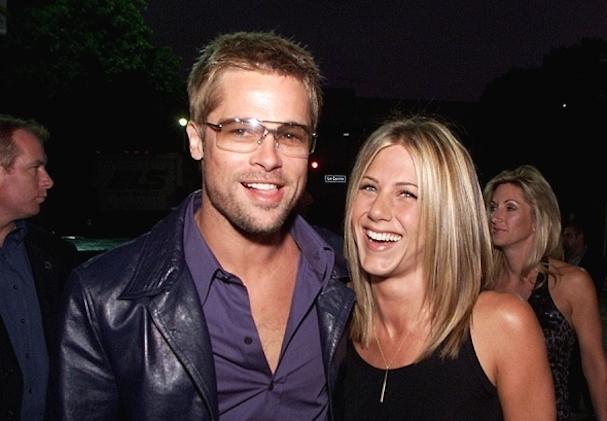 Brad Pitt Jennifer Aniston 607