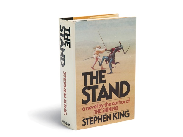 The Stand Cover 607
