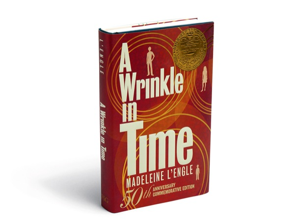 A Wrinkle in Time Cover 607