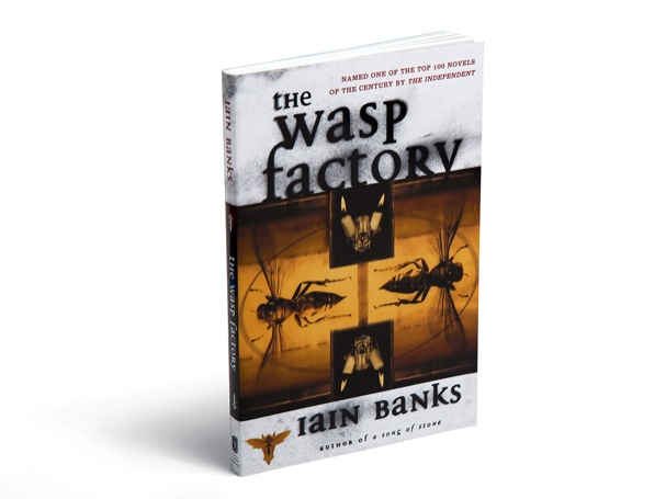 The Wasp Factory Cover 607