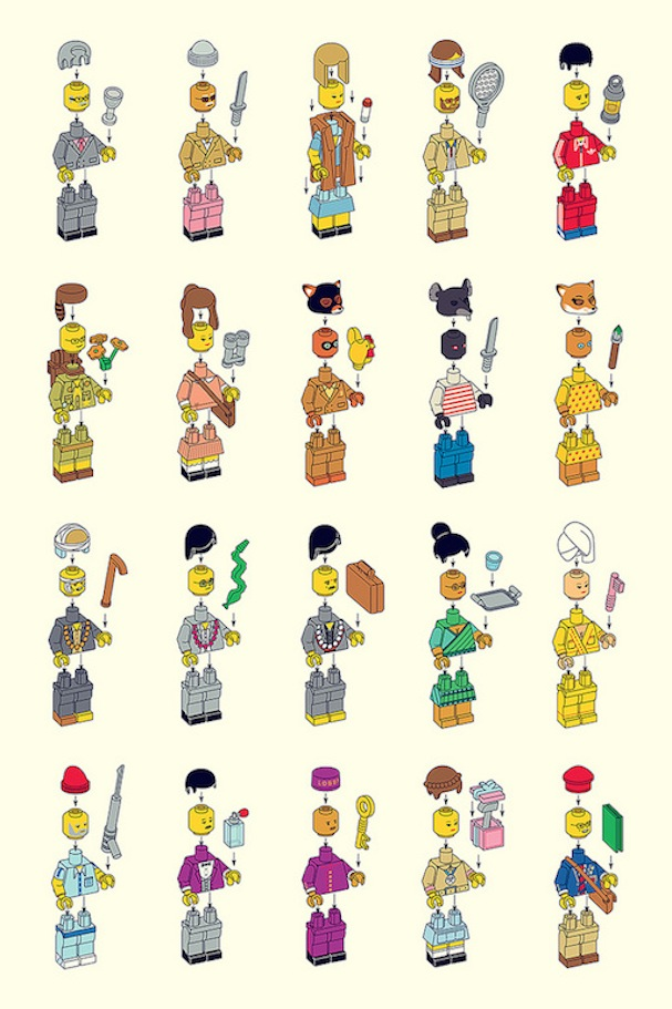 art show tribute to wes anderson 10