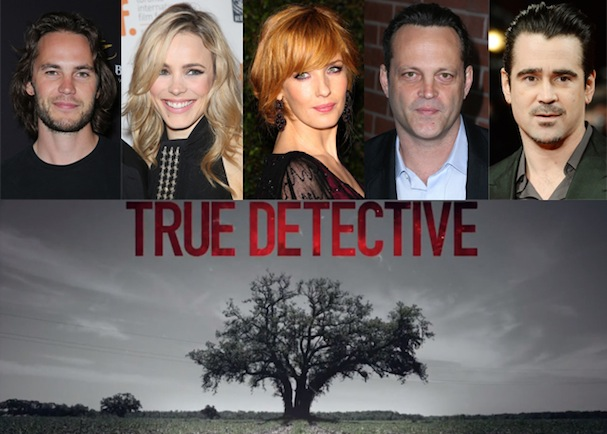 True Detective 2 full cast