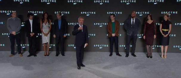 Bond 24 Cast