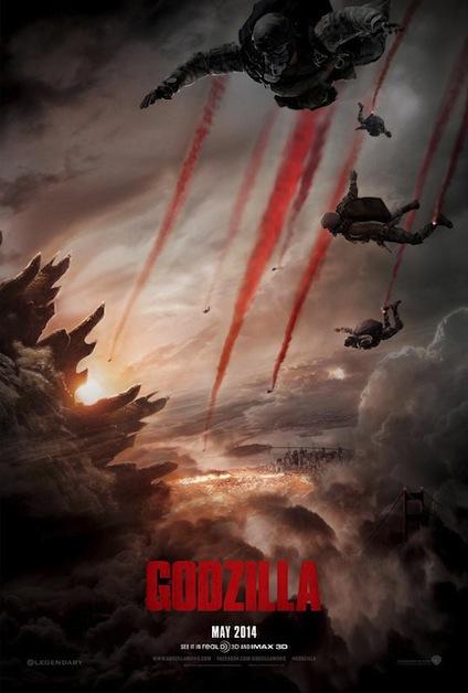 GODZILLA poster 424