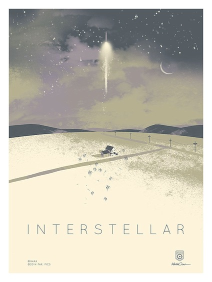 interstellar POSTER 424