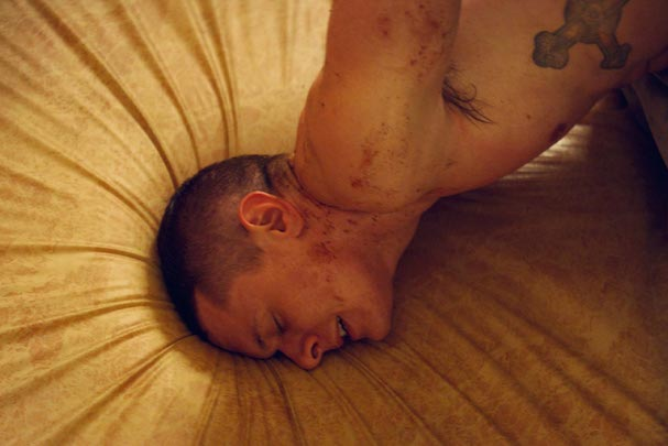 Starred Up 607
