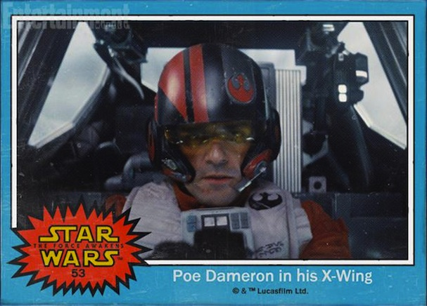 star wars trading cards2 607