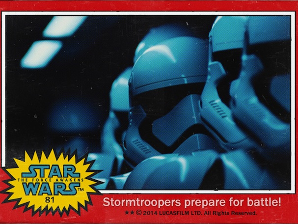 star wars trading cards4 607