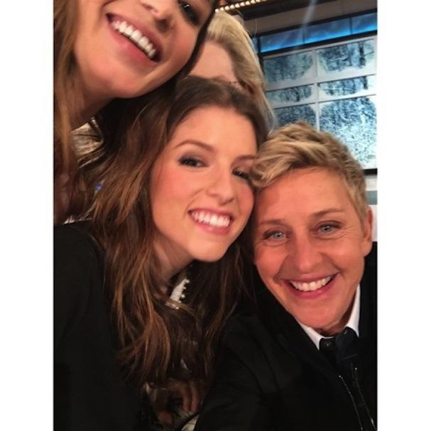 Ellen Meryl Streep new selfie2