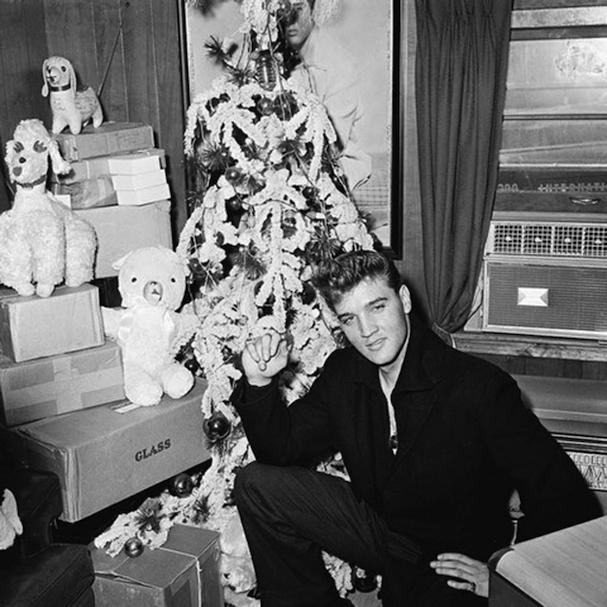 Christmas Elvis Presley 607