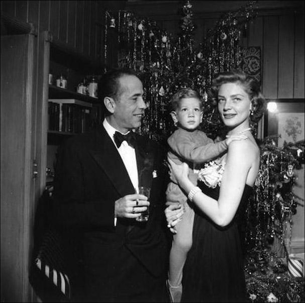 Christmas Bogard Bacall 607