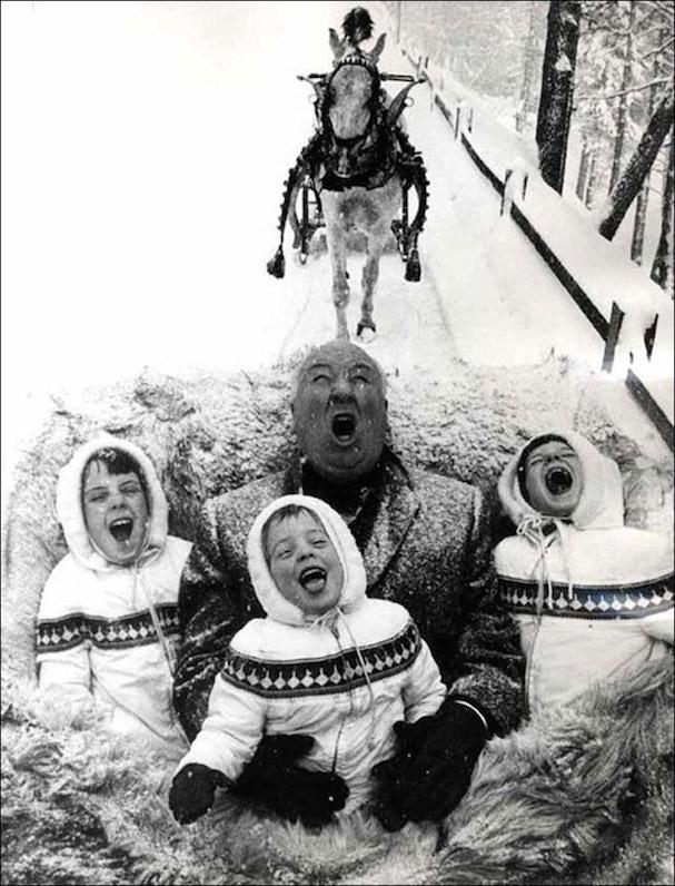 Christmas Alfred Hitchcock 607
