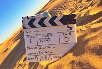 Queen of the Desert 424