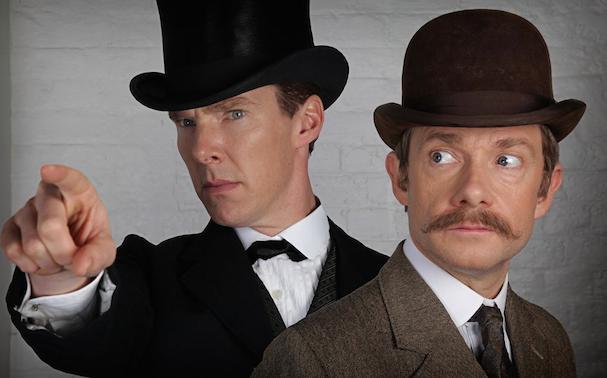 Sherlock 4 607