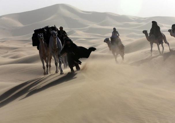 Queen of the Desert 607