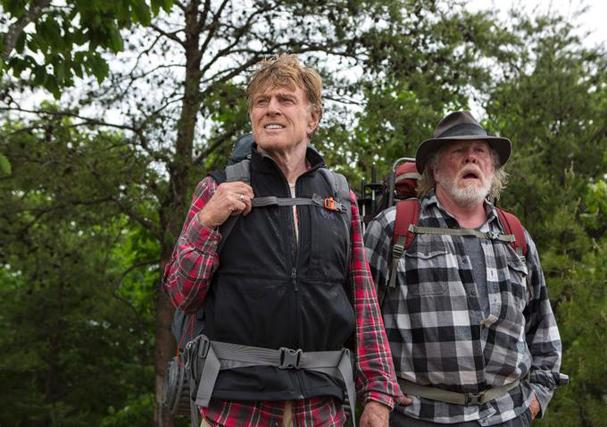 walk in the woods 607