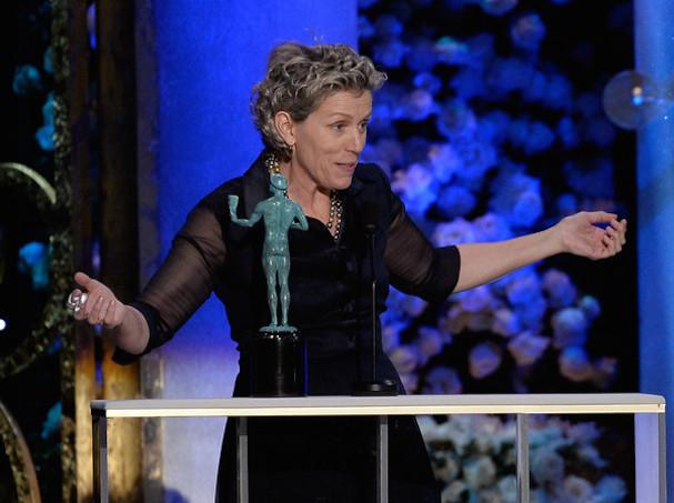 Frances McDormand SAG Awards 2015 607
