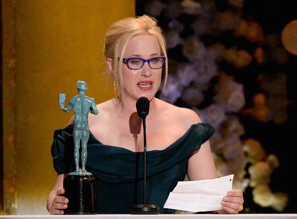 Patricia Arquette SAG Awards 2015 607