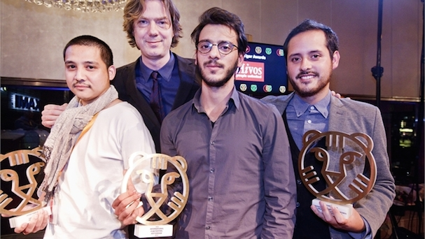 Rotterdam 2015 Awards 607
