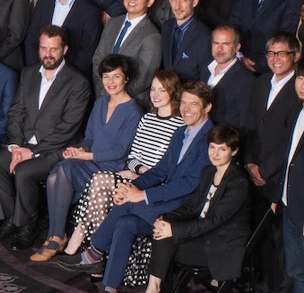 Oscars 2015 Nominees Photo 607