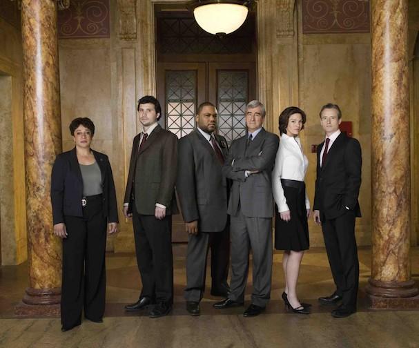 Law & Order 607