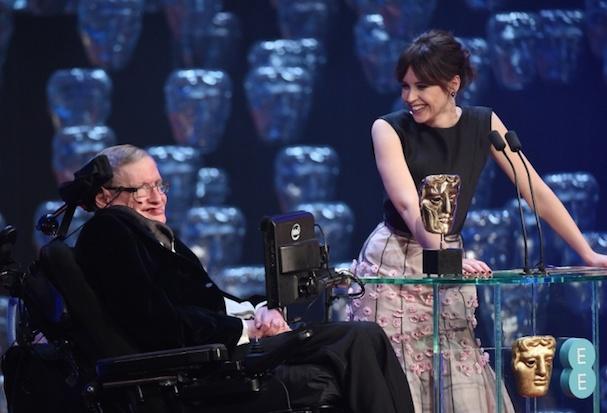 BAFTA 2015 607