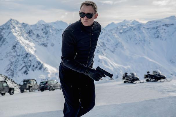 Spectre James Bond 607