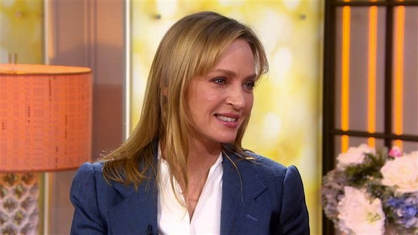Uma Thurman Today Show 607