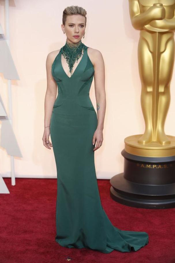 Red Carpet Scarlett Johannson
