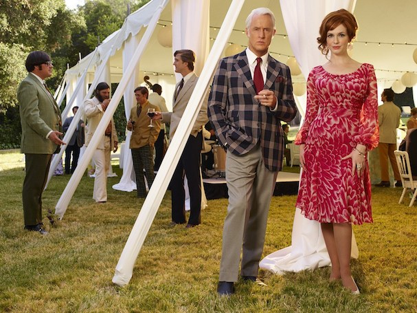 Mad Men Finale Season 607