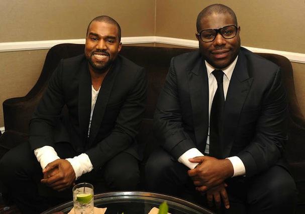 Steve McQueen Kanye West