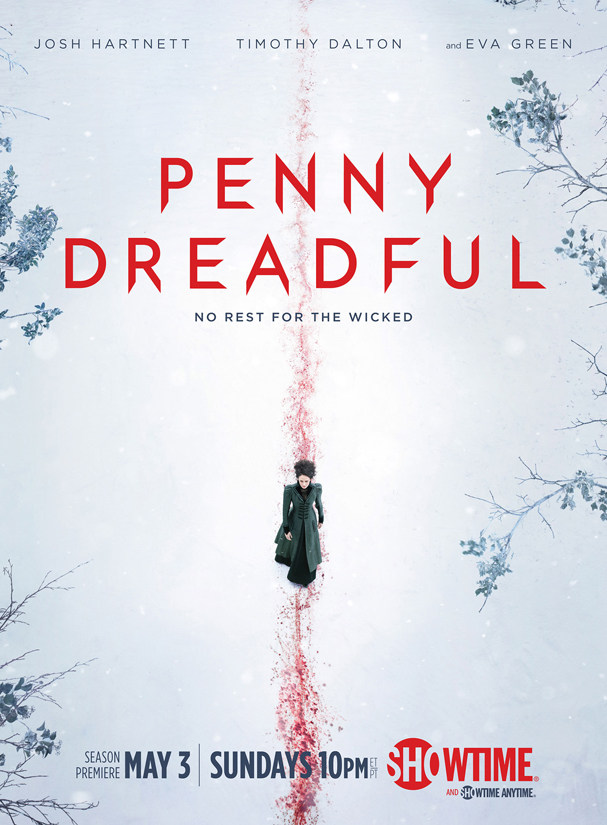 penny dreadful poster 607