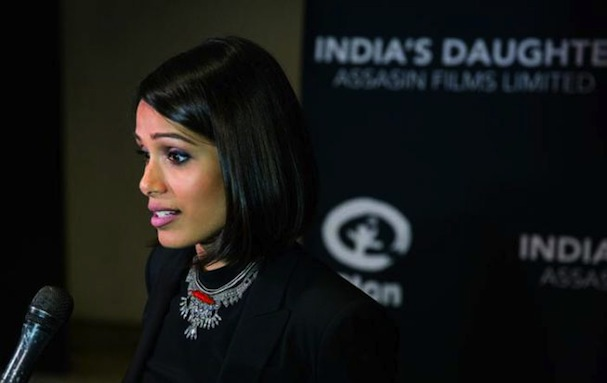 freida pinto india's daughter 607