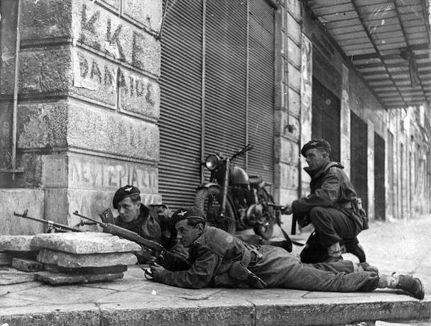 Ο Ελληνικός Εμφύλιος Πόλεμος 607