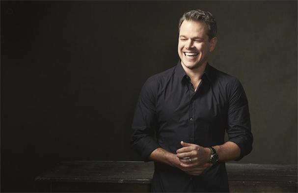 Matt Damon 607