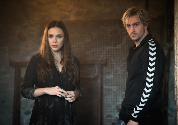 Quicksilver and Scarlet Witch 607