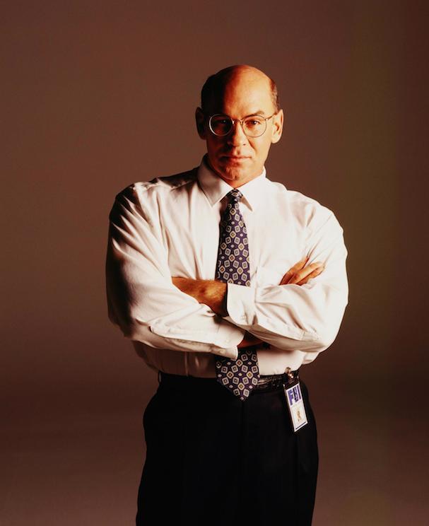 X-Files Walter Skinner 607