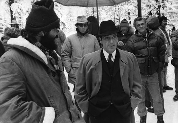Coppola Pacino GODFATHER