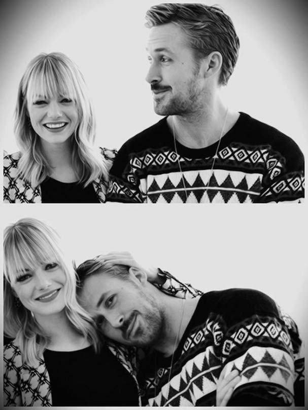 Ryan Gosling Emma Stone 607