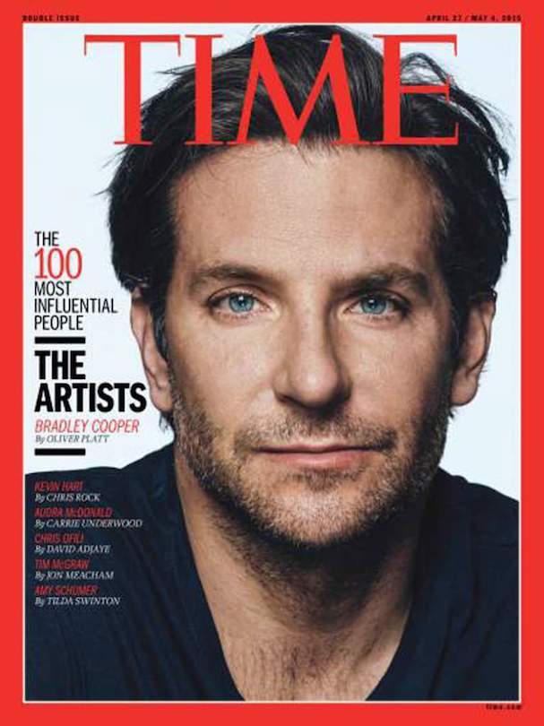 Time 100 2015 Cover
