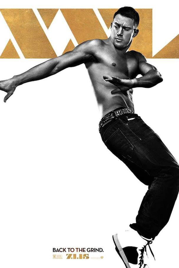 Magic Mike XXL 607 Poster