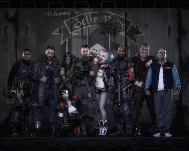 Suicide Squad 607