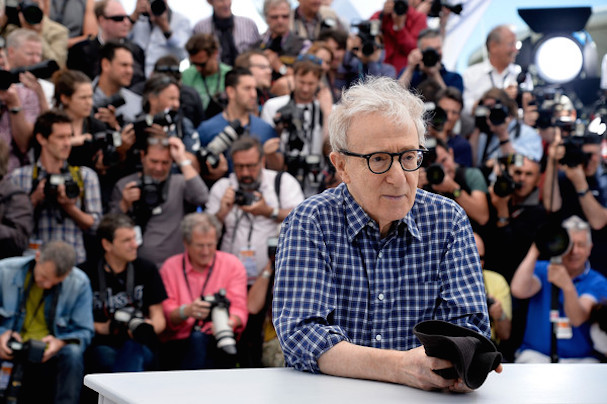 Woody Allen Cannes 2015 607
