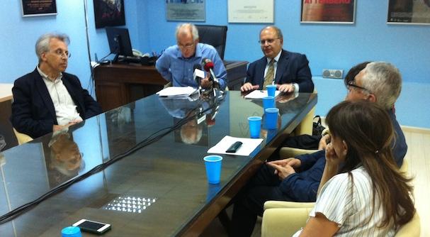 Ελληνικό Κέντρο Κινηματογράφου Συνέντευξη Τύπου 2015