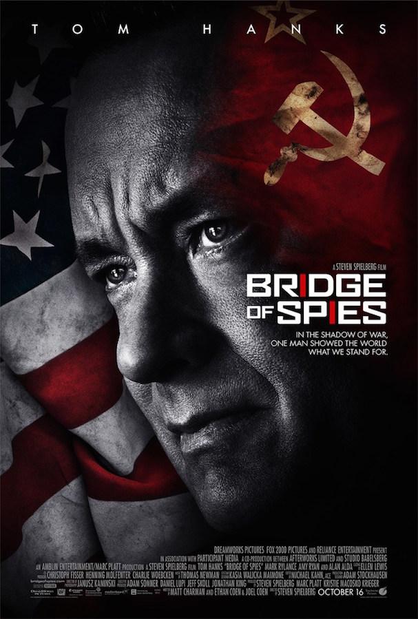 Bridge of Spies poster 607