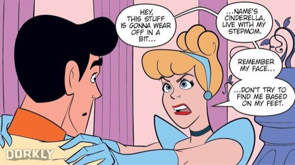 Disney Retold