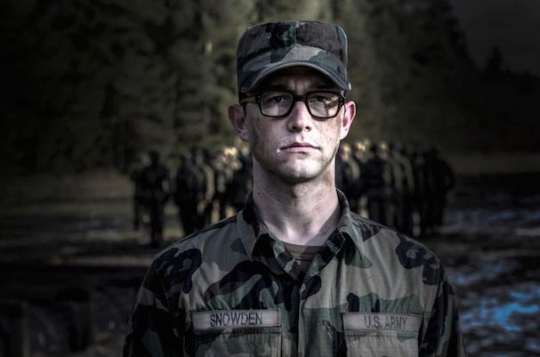 Snowden 607