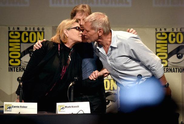 'Star Wars' Comic-Con Panel 607